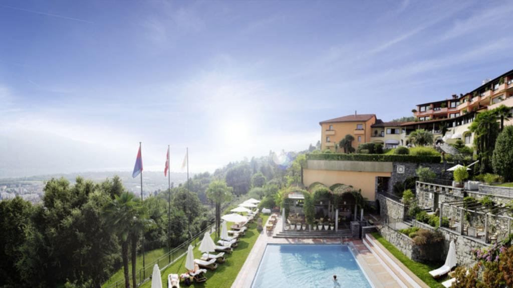 Hotel Villa Orselina Locarno