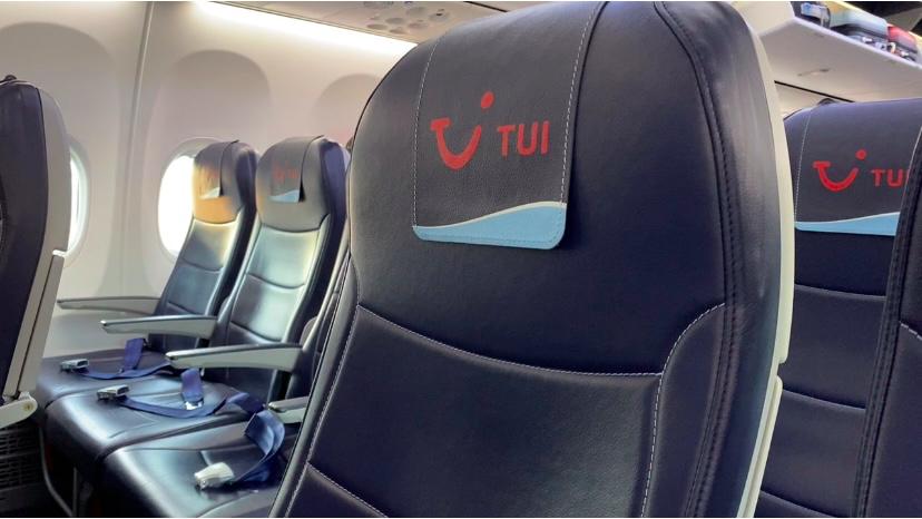 TUIfly Sitz