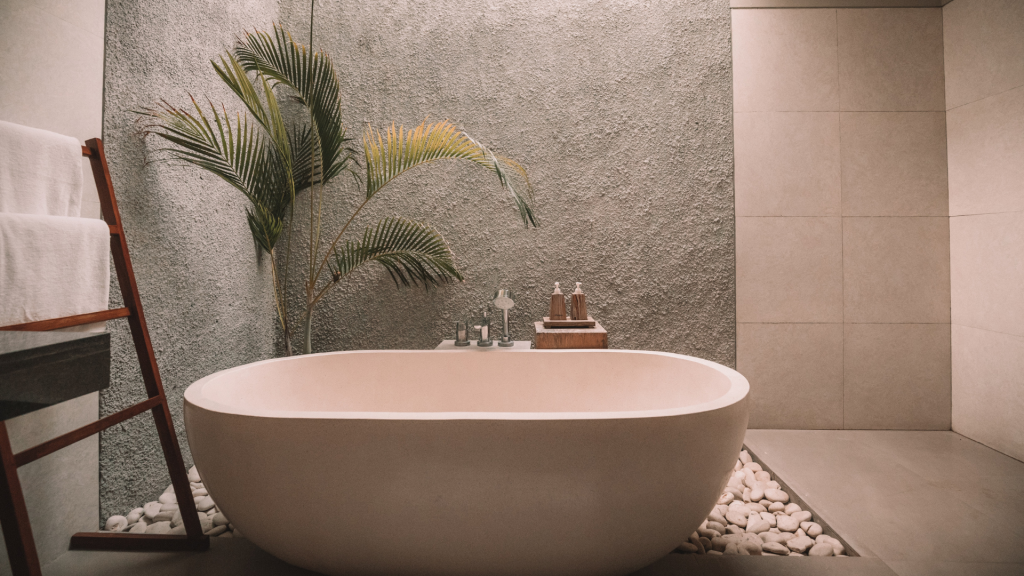 Luxurioeses Badezimmer Hotel