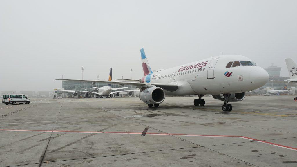 Eurowings A320 München