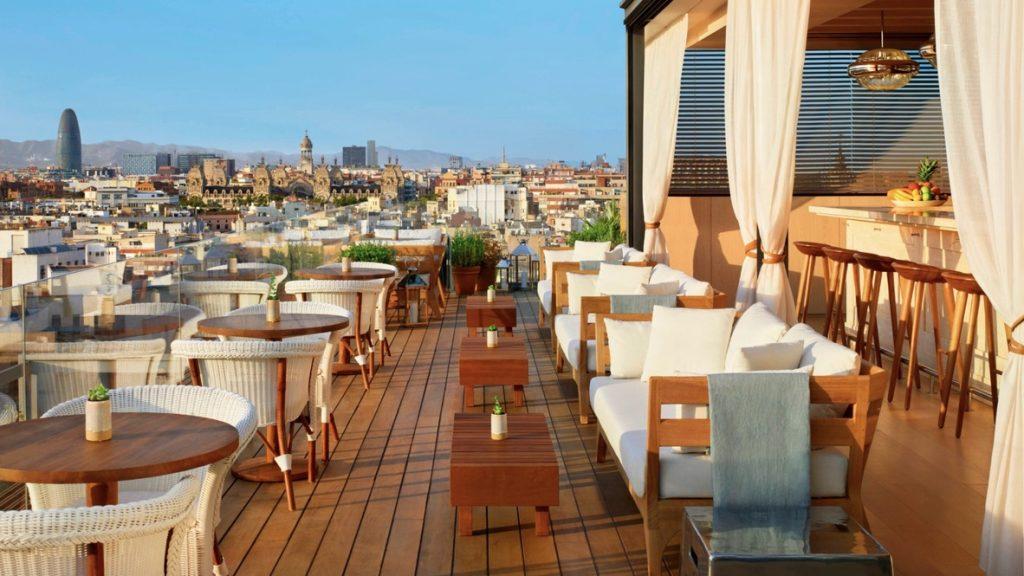 The Barcelona EDITION Marriott