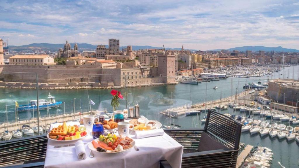 Accor STEP Hotel1 Sofitel Marseille