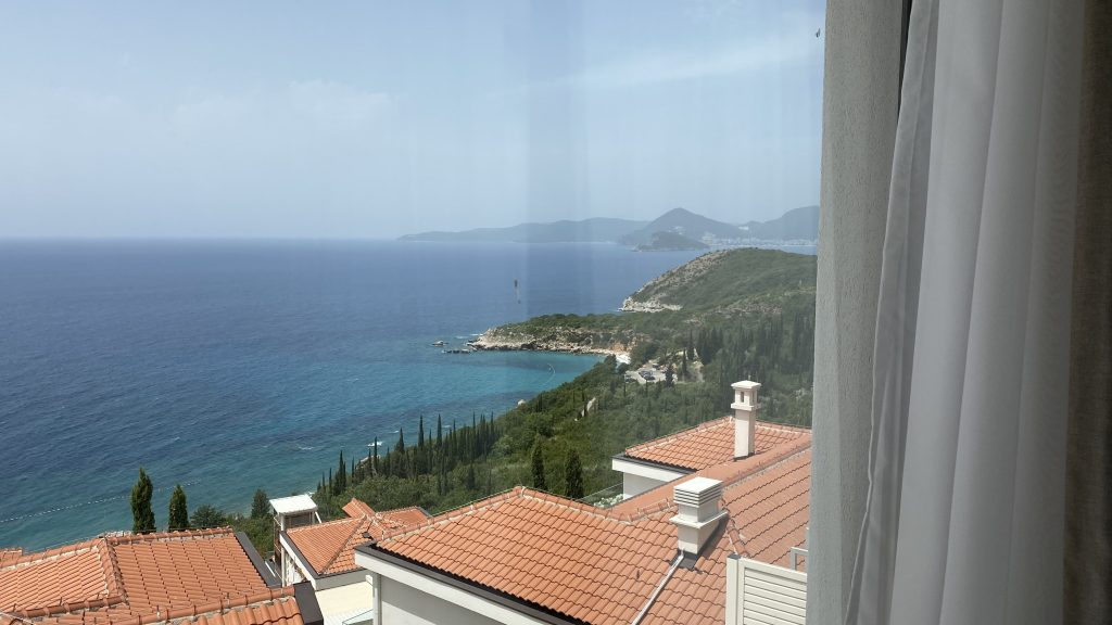 Ananti Resort Montenegro Bewertung Ausblick3