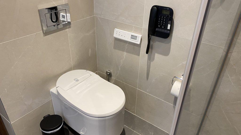 Ananti Resort Montenegro Bewertung Bad Und Toilette3