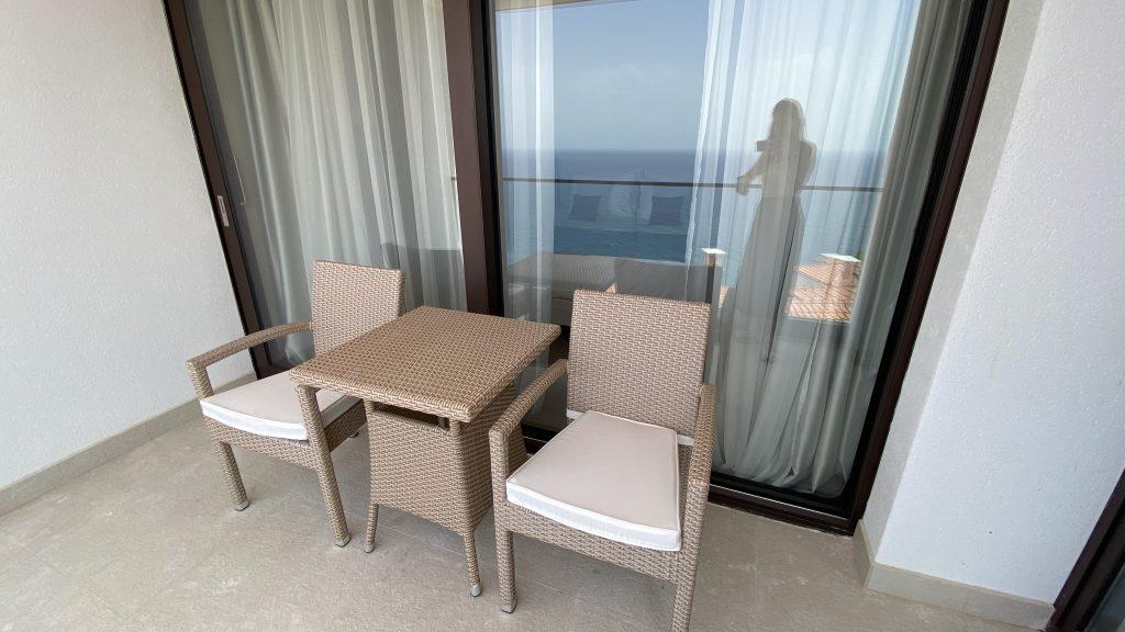 Ananti Resort Montenegro Bewertung Balkon3