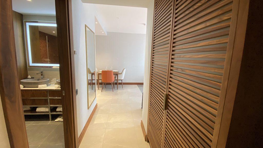 Ananti Resort Montenegro Bewertung Eingang1
