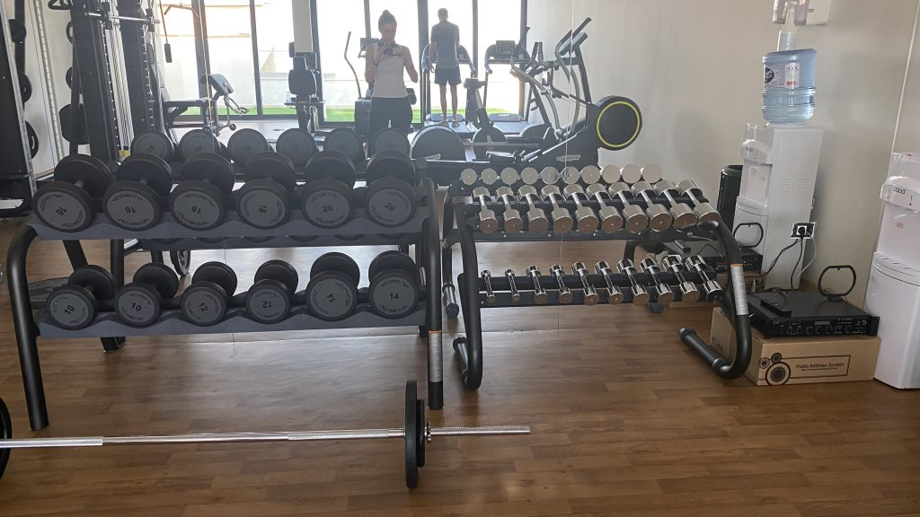 Ananti Resort Montenegro Bewertung Fitnessbereich10
