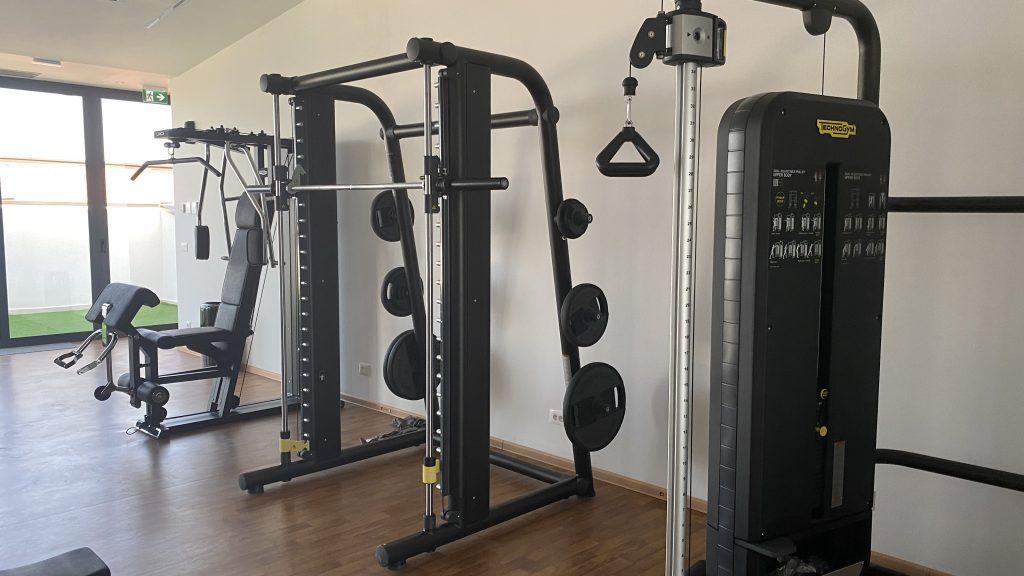 Ananti Resort Montenegro Bewertung Fitnessbereich12