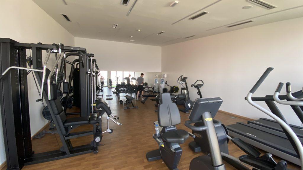 Ananti Resort Montenegro Bewertung Fitnessbereich3