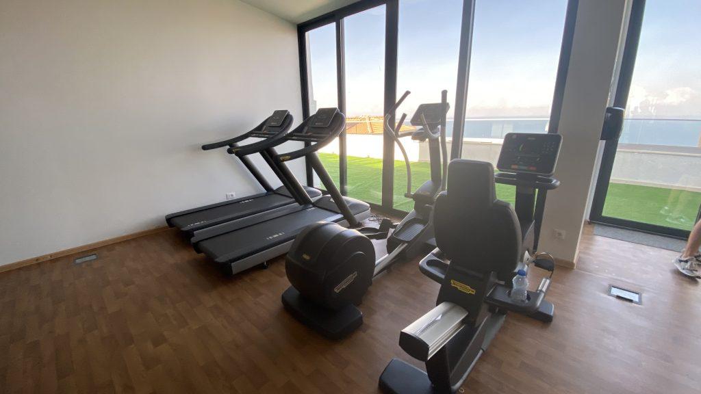Ananti Resort Montenegro Bewertung Fitnessbereich6