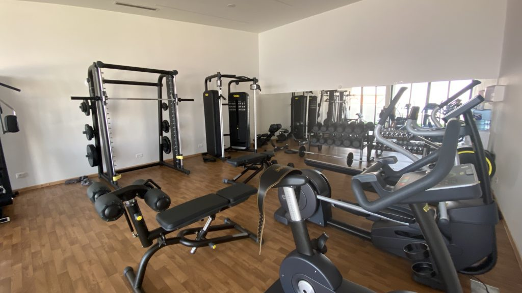 Ananti Resort Montenegro Bewertung Fitnessbereich8