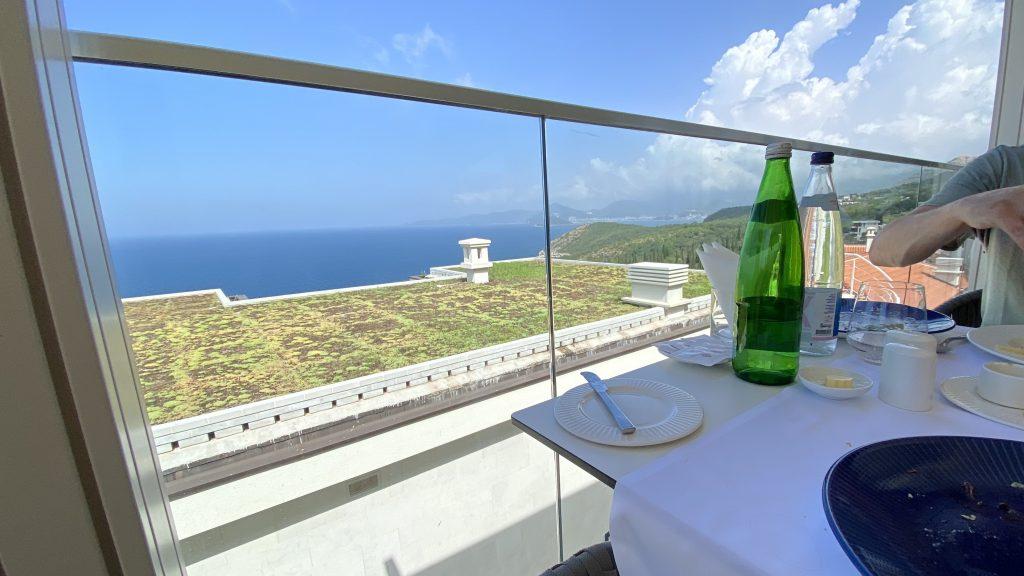 Ananti Resort Montenegro Bewertung Fruehstueck6