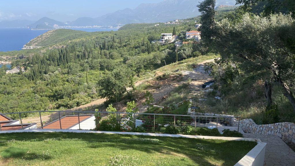 Ananti Resort Montenegro Bewertung Gelaende4