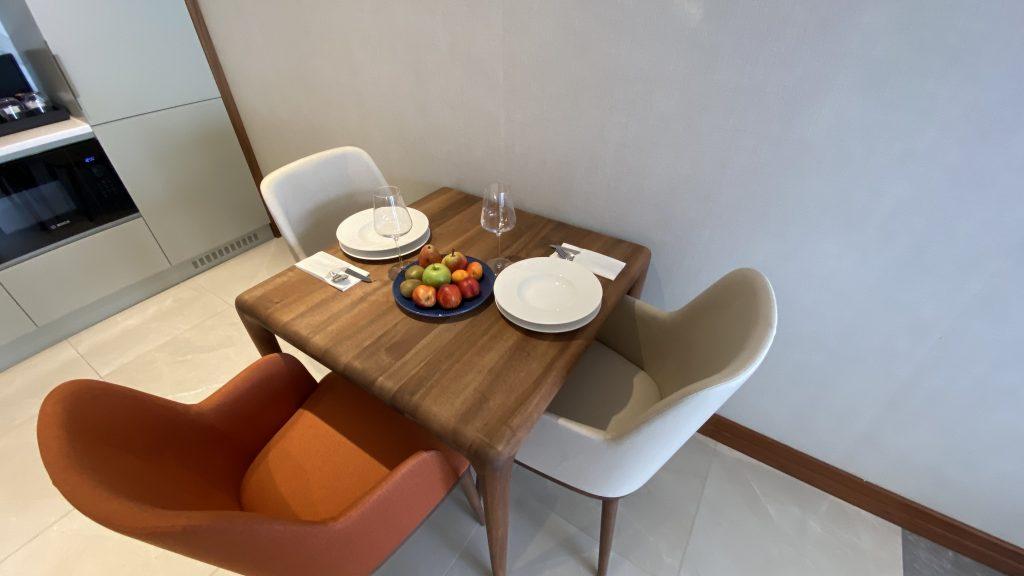 Ananti Resort Montenegro Bewertung Kueche4