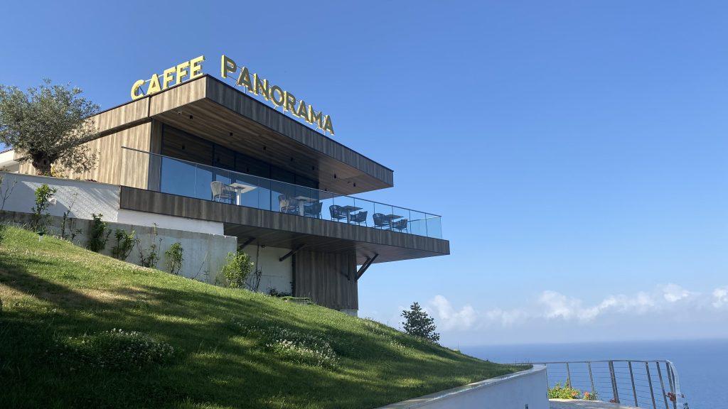 Ananti Resort Montenegro Bewertung Panorama Cafe1