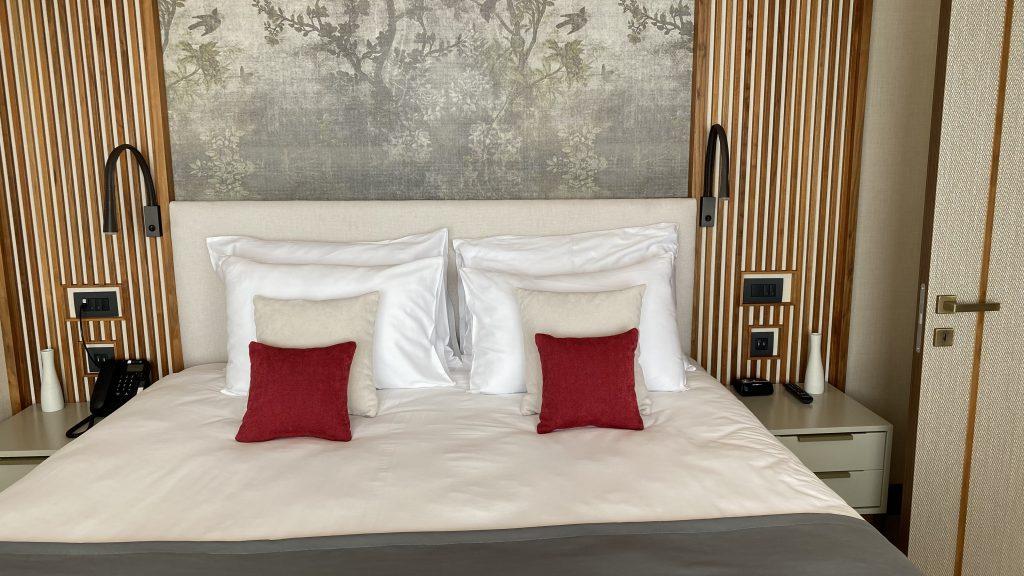 Ananti Resort Montenegro Bewertung Schlafzimmer14