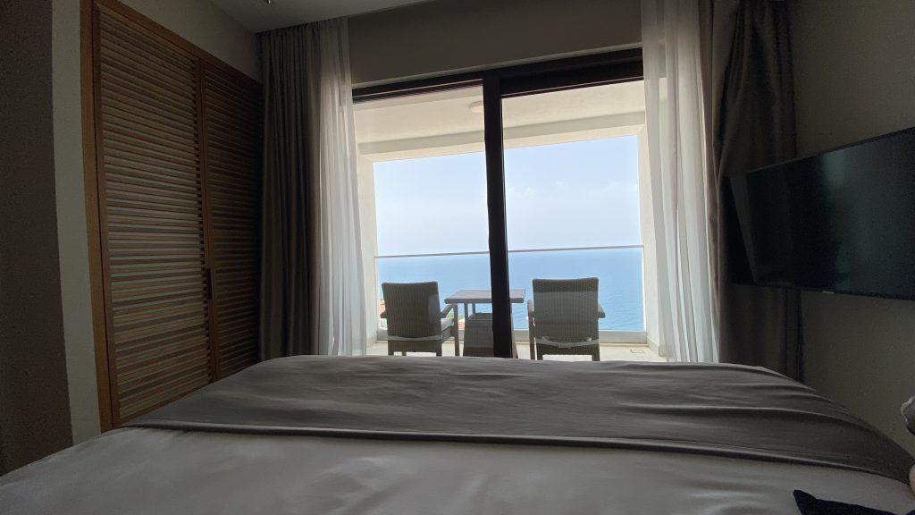 Ananti Resort Montenegro Bewertung Schlafzimmer4