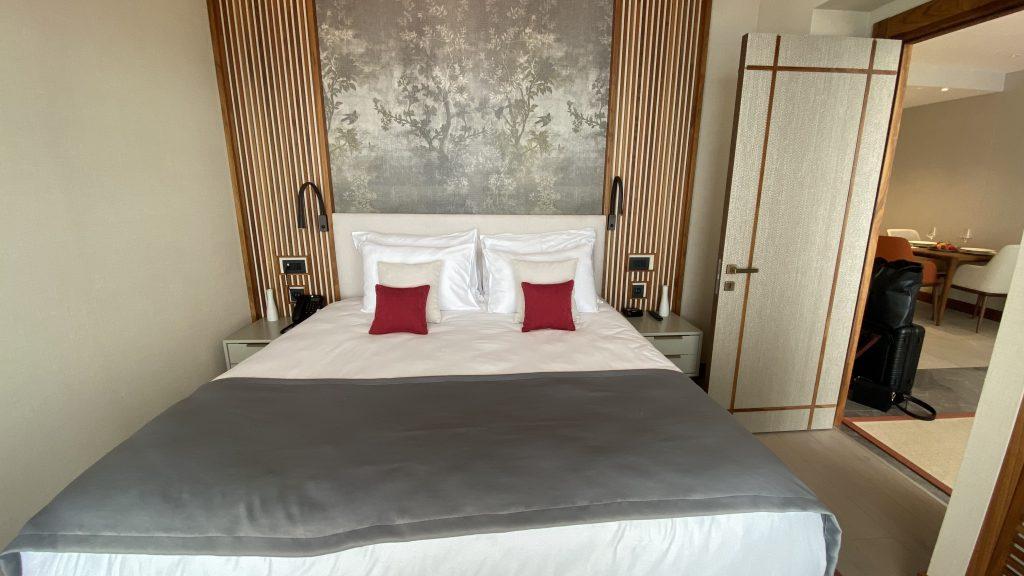 Ananti Resort Montenegro Bewertung Schlafzimmer6