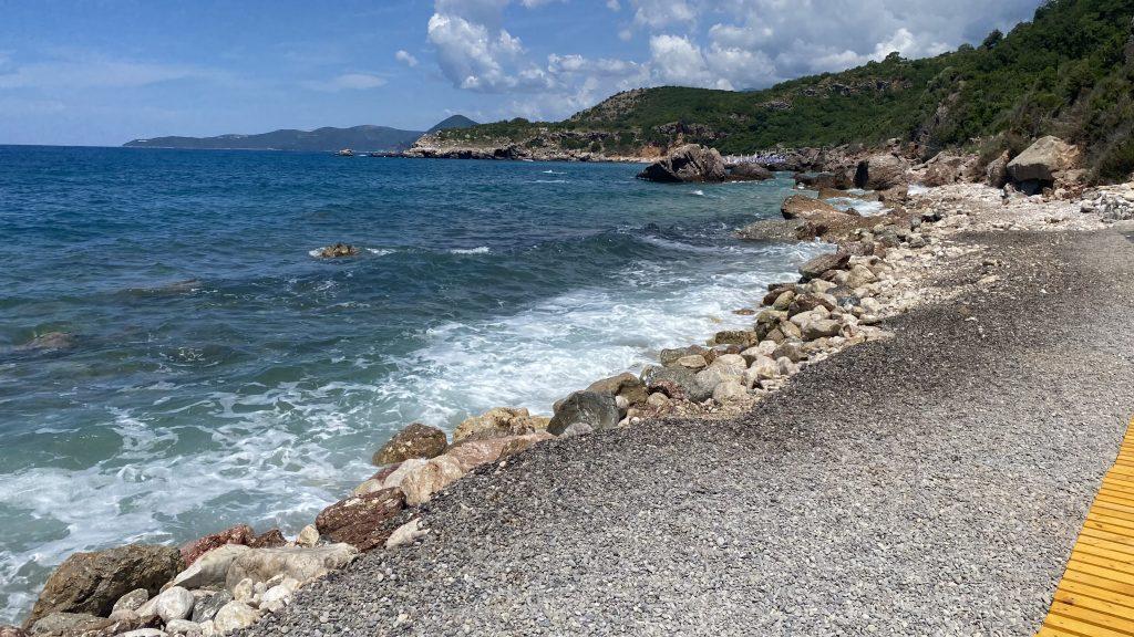 Ananti Resort Montenegro Bewertung Strand6