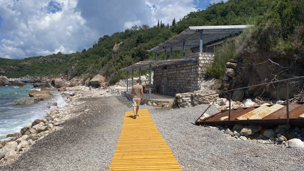 Ananti Resort Montenegro Bewertung Strand7