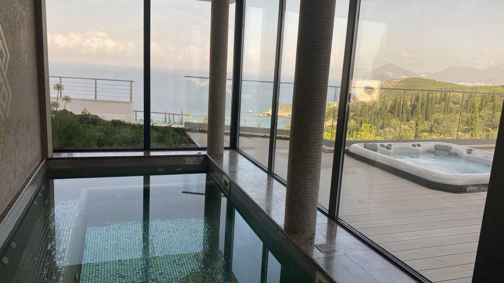 Ananti Resort Montenegro Bewertung Wellnessbereich1