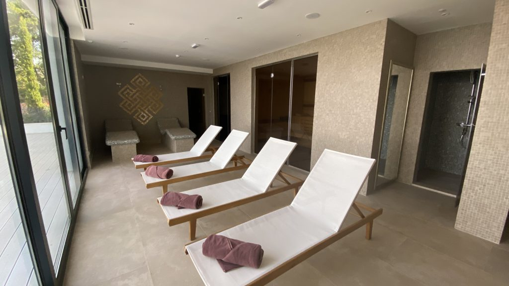 Ananti Resort Montenegro Bewertung Wellnessbereich6