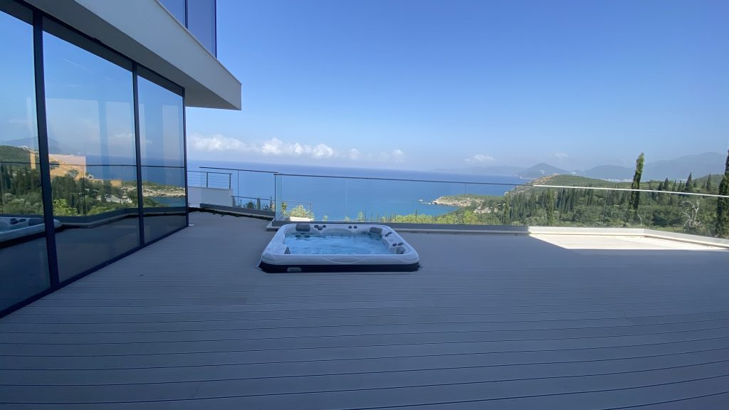 Ananti Resort Montenegro Bewertung Wellnessbereich9