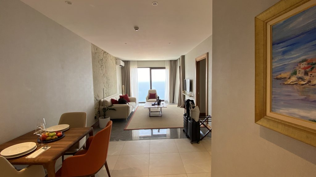 Ananti Resort Montenegro Bewertung Wohnzimmer1 1