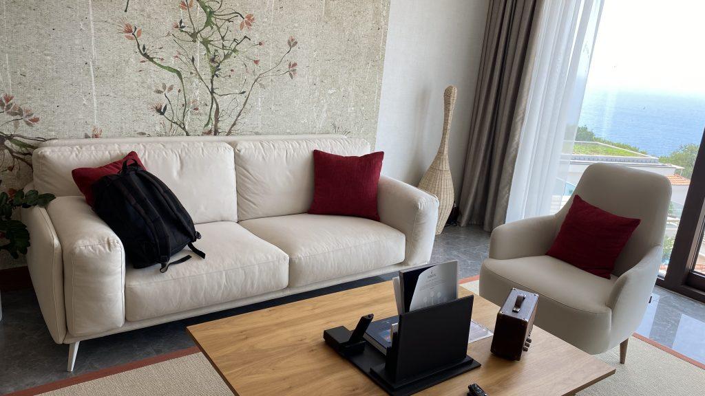 Ananti Resort Montenegro Bewertung Wohnzimmer4