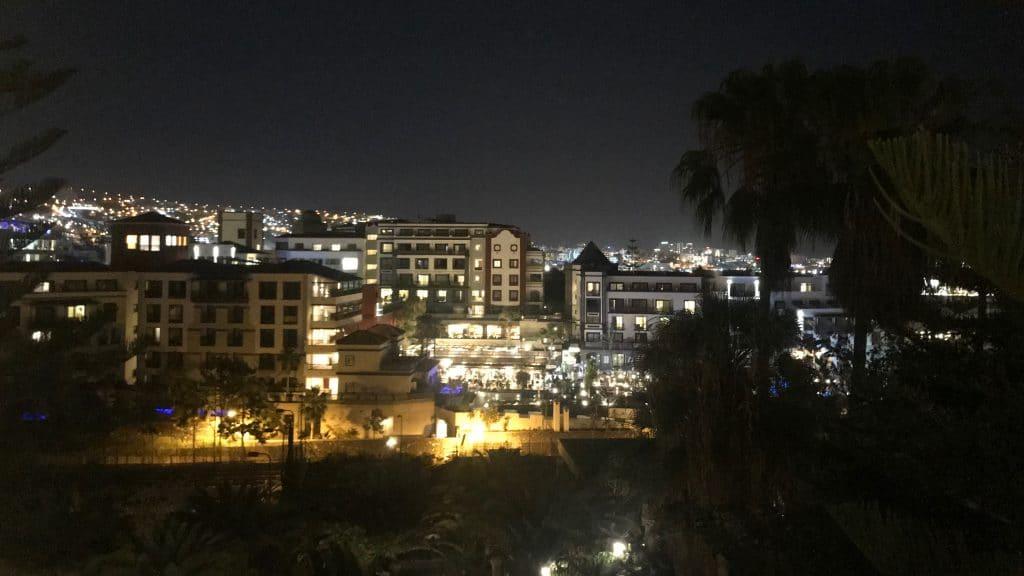 Bahia Del Duque Ausblick Nacht