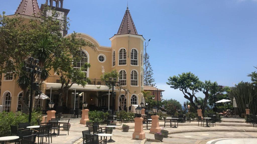 Bahia Del Duque Aussen 2