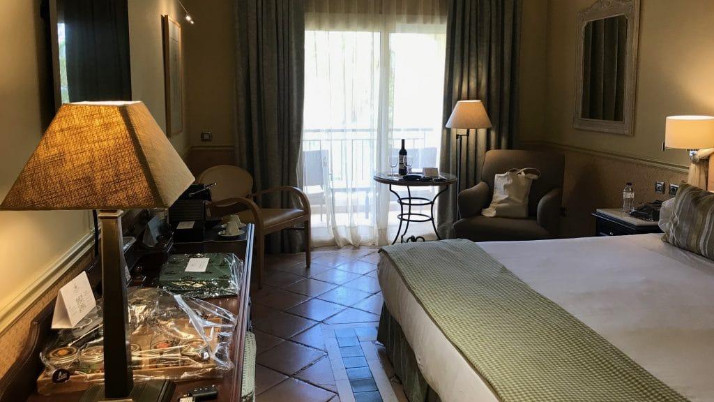 Bahia Del Duque Bett Und Zimmer