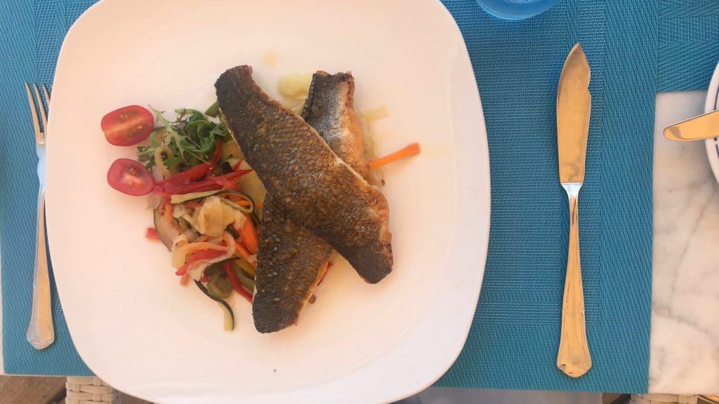 Bahia Del Duque Fisch