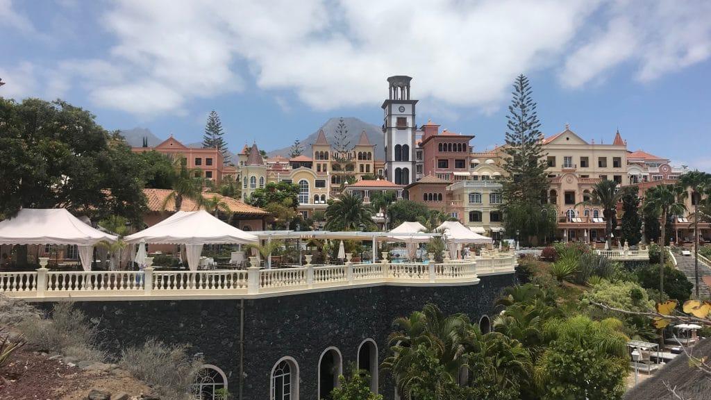 Bahia Del Duque Hotelanlage