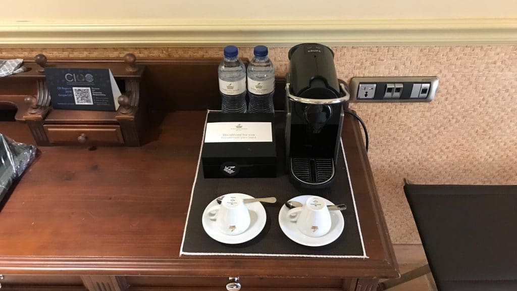 Bahia Del Duque Kaffeemaschine