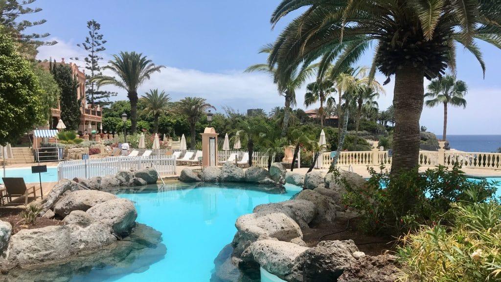 Bahia Del Duque Pool 4
