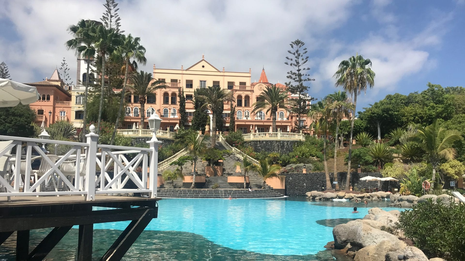 Bahia Del Duque Pool 5