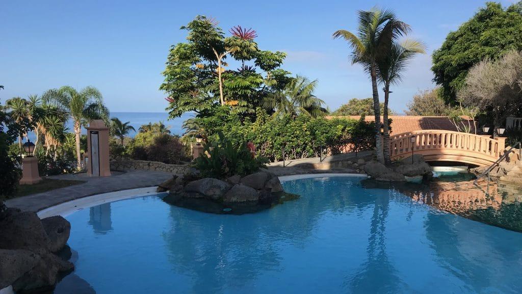 Bahia Del Duque Pool 8