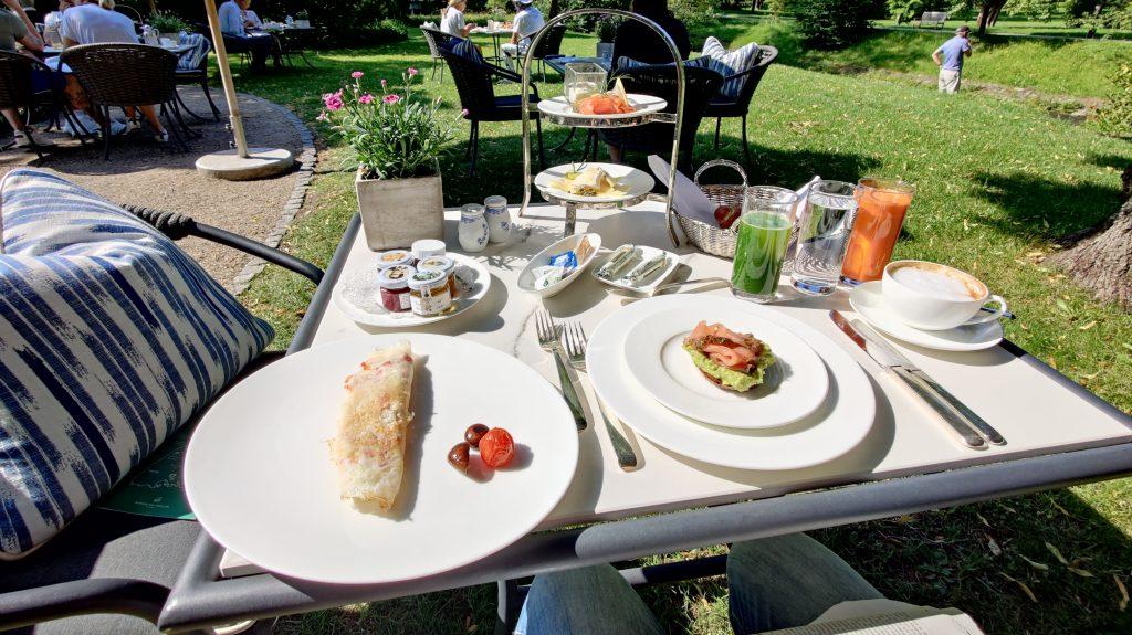 Brenner's Park Hotel Baden Baden Frühstück