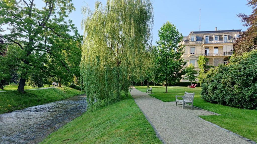 Brenners Park Hotel Baden Baden Park