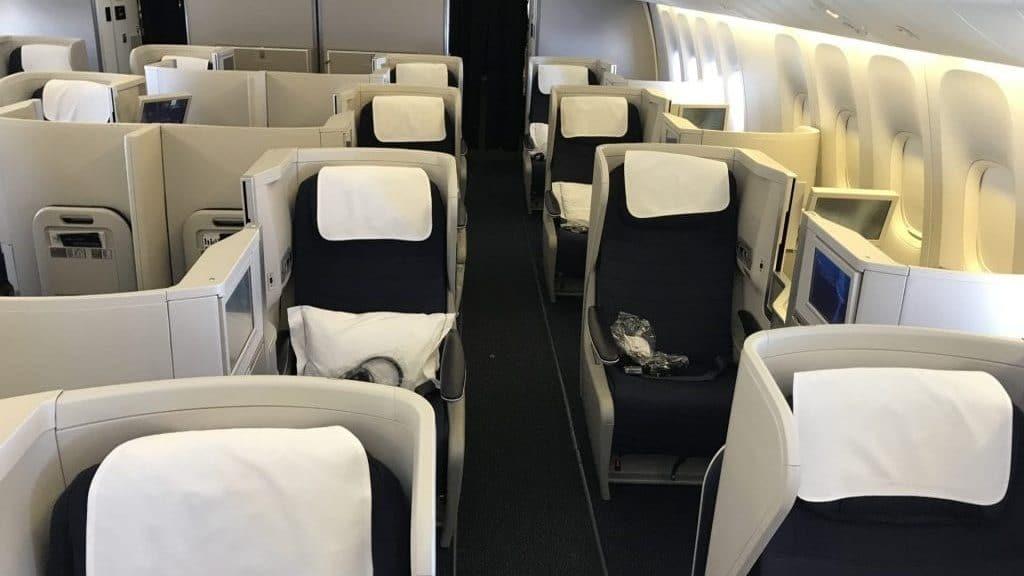 British Airways Business Class B777 Kabine 2 1024x768 Cropped