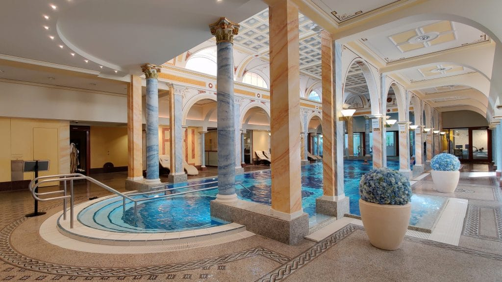 Grand Resort Bad Ragaz Helenabad