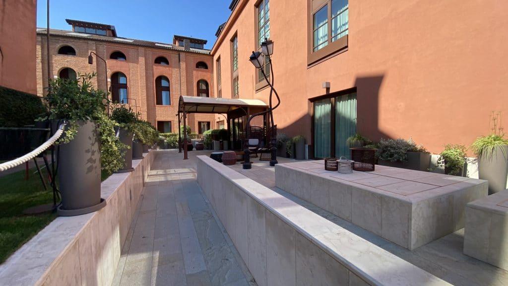 Hyatt Centric Murano Venice Bewertung90