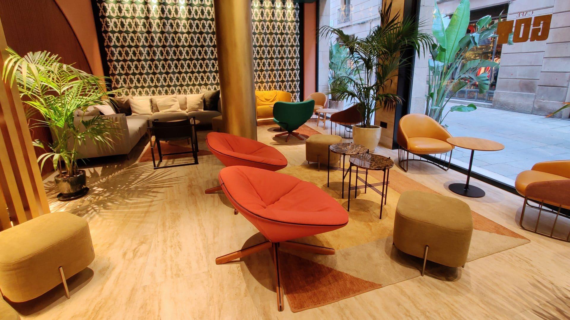 Kimpton Vividora Barcelona Lobby