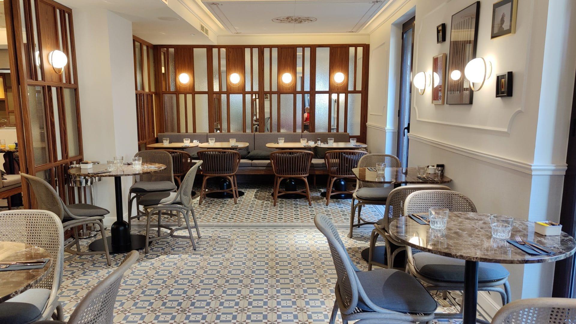 Kimpton Vividora Barcelona Restaurant