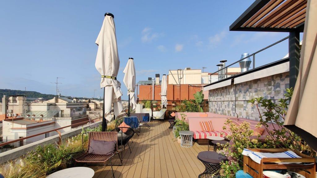 Kimpton Vividora Barcelona Rooftop Bar 3