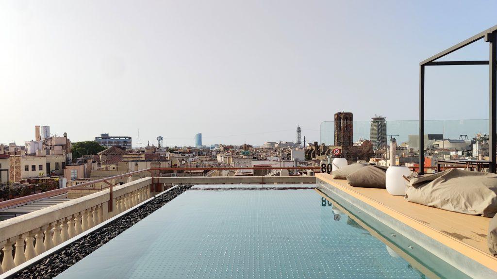 Kimpton Vividora Barcelona Rooftop Pool
