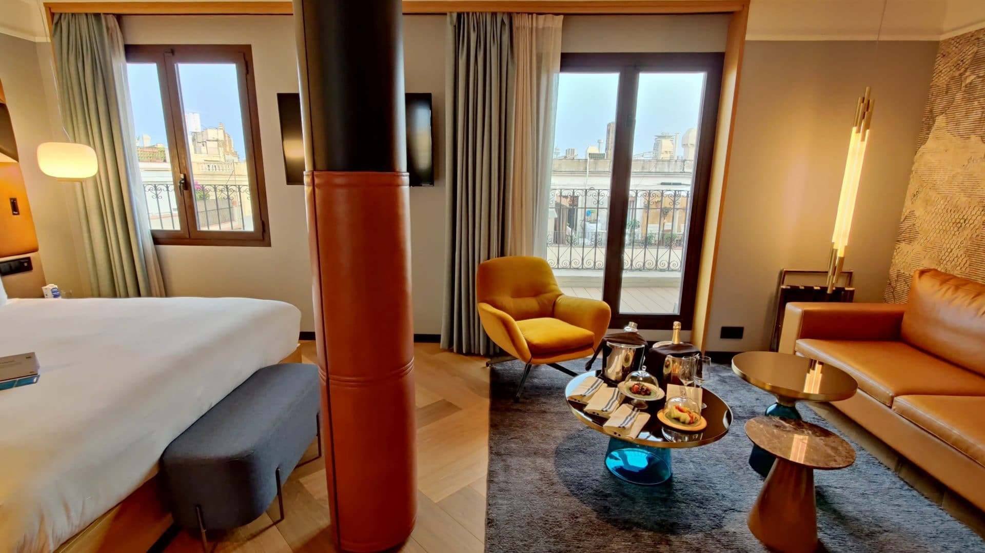 Kimpton Vividora Barcelona Suite De Vivi