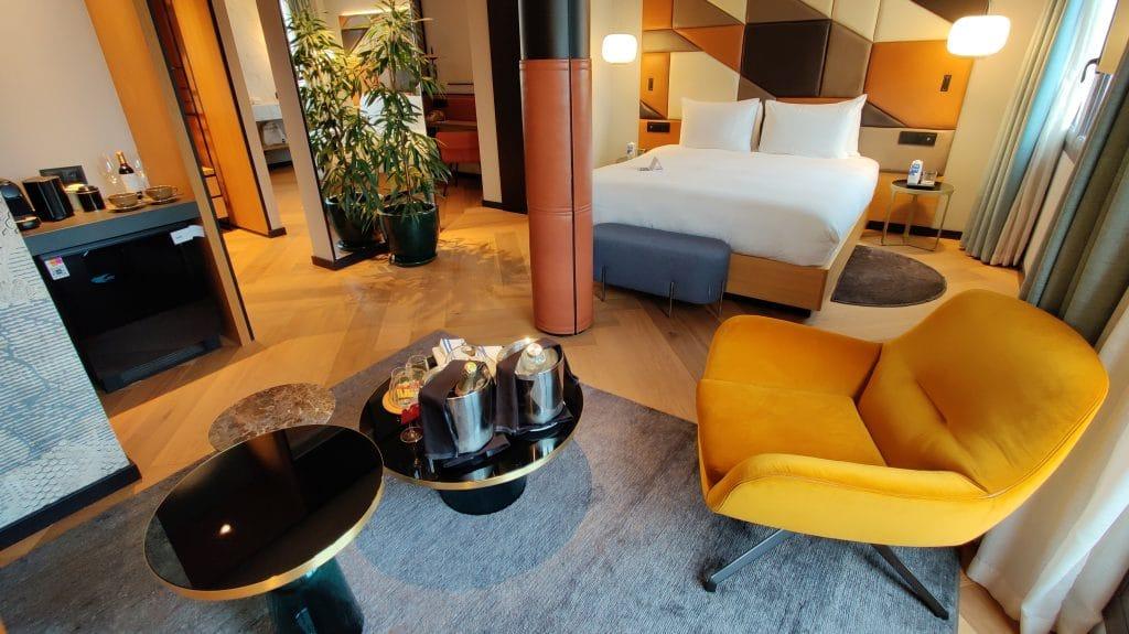 Kimpton Vividora Barcelona Suite De Vivi 4