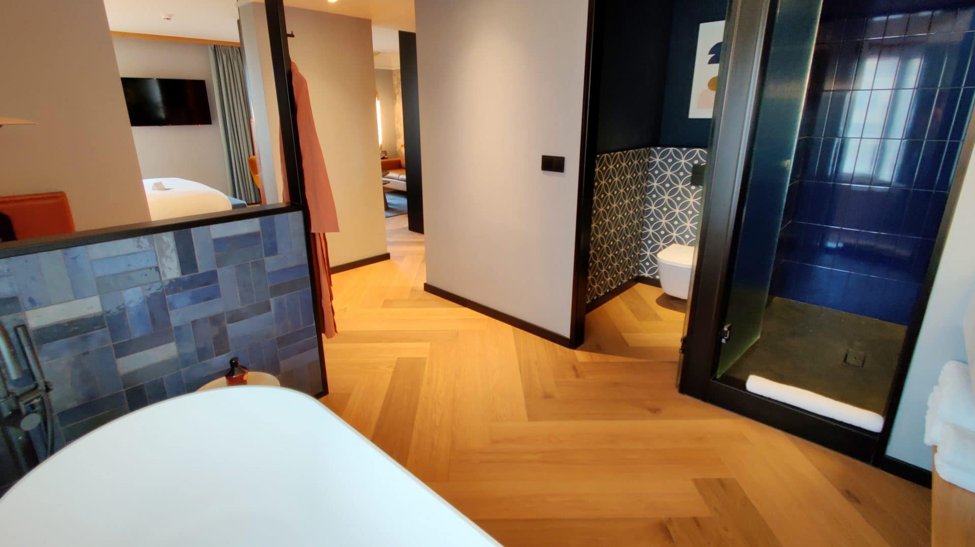 Kimpton Vividora Barcelona Suite De Vivi Badezimmer 3